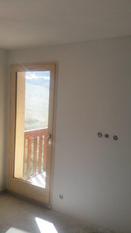 Porte fenêtre (après création de l'ouverture)
