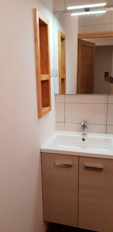 Rénovation salle de bains