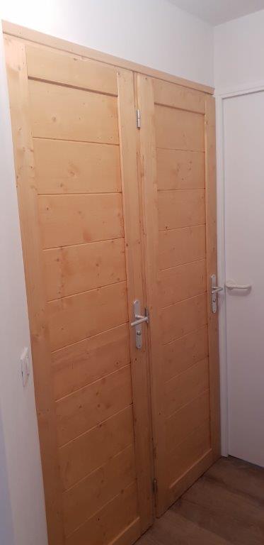 Portes couloir