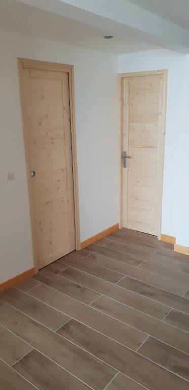 Portes en bois - porte coulissante