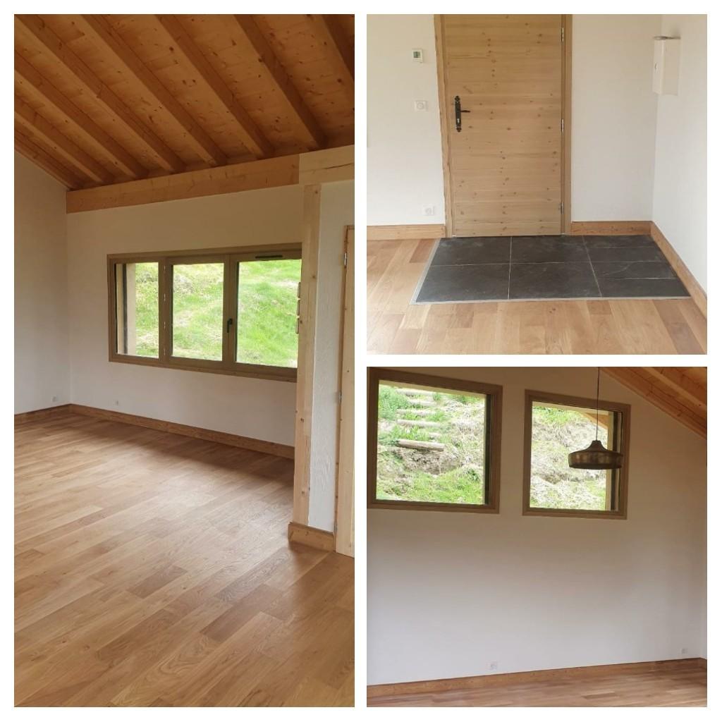Aménagement : sols, murs, plafonds