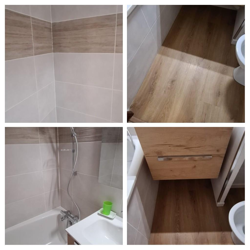 Rénovation salles de bains Chalets de Montchavin
