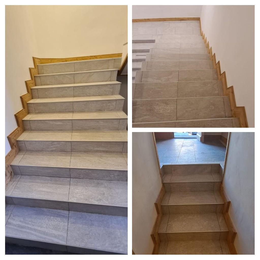 création escaliers maison de village