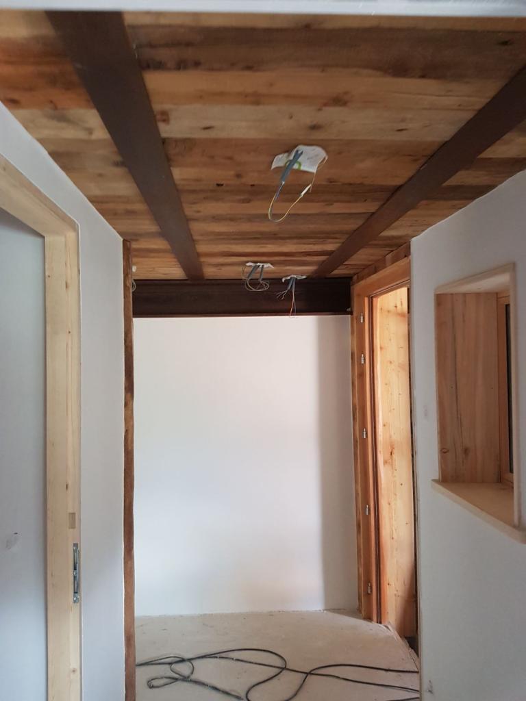 Murs et plafond