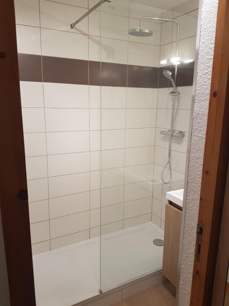 Réalisation douche