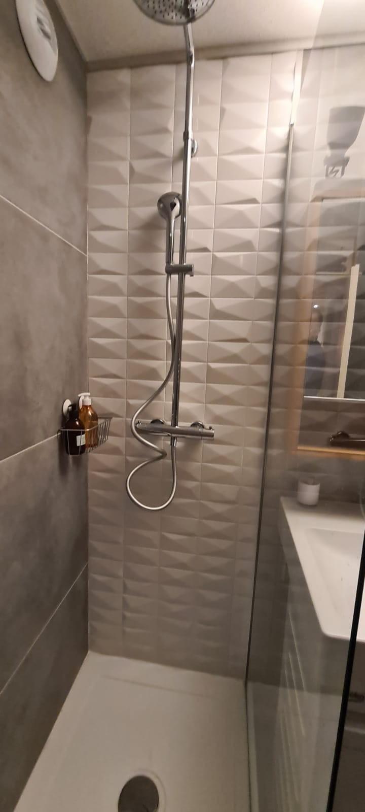 Création salle d'eau