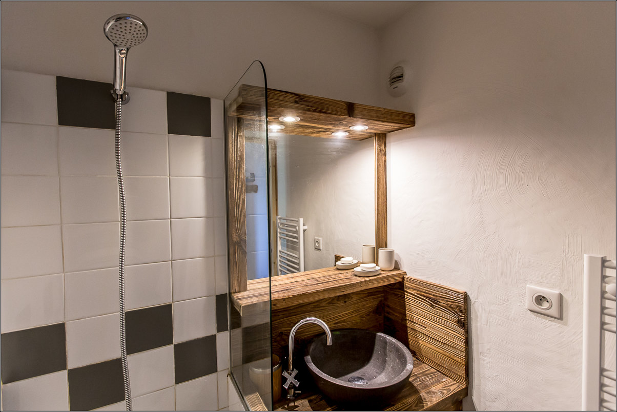Salle de bains les Coches