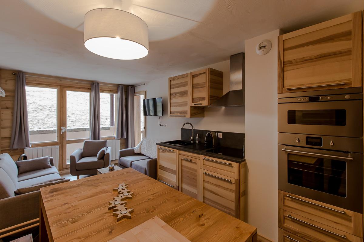 Appartement terminé