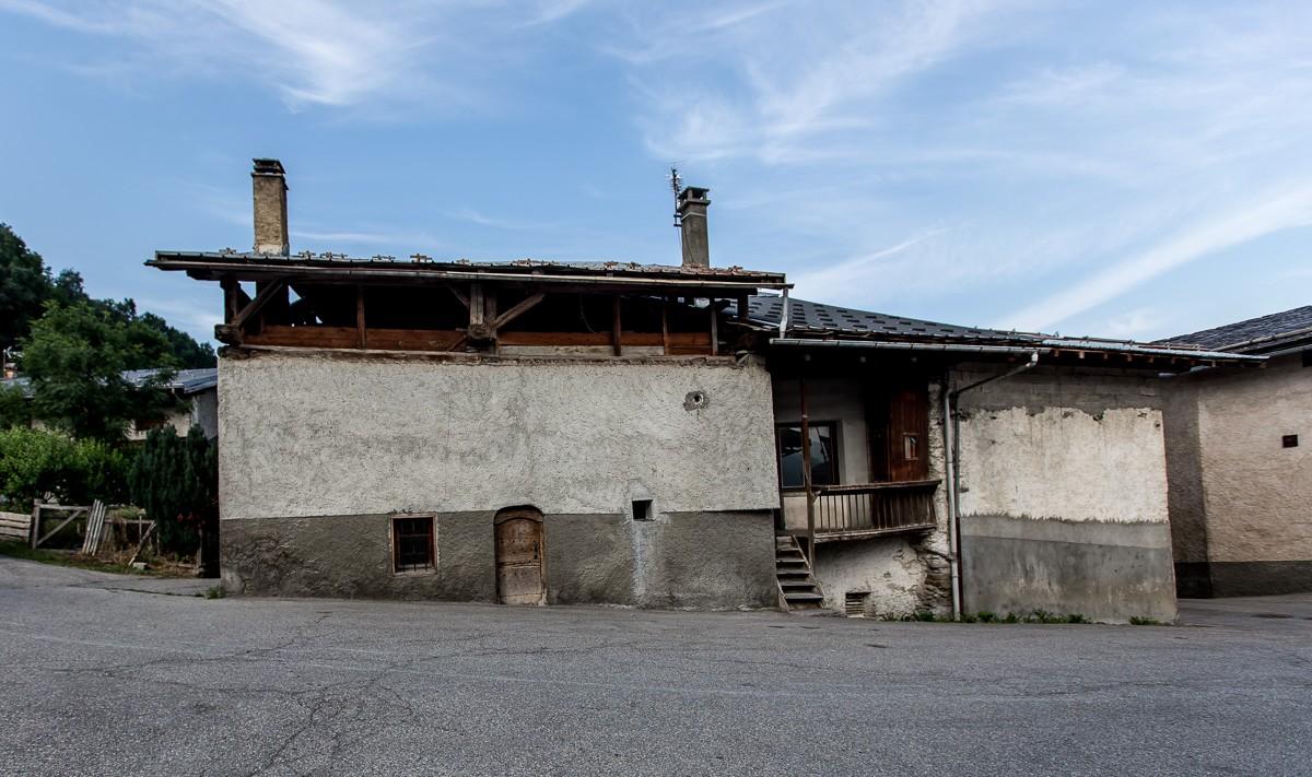 Maison de village vue 1 AVANT