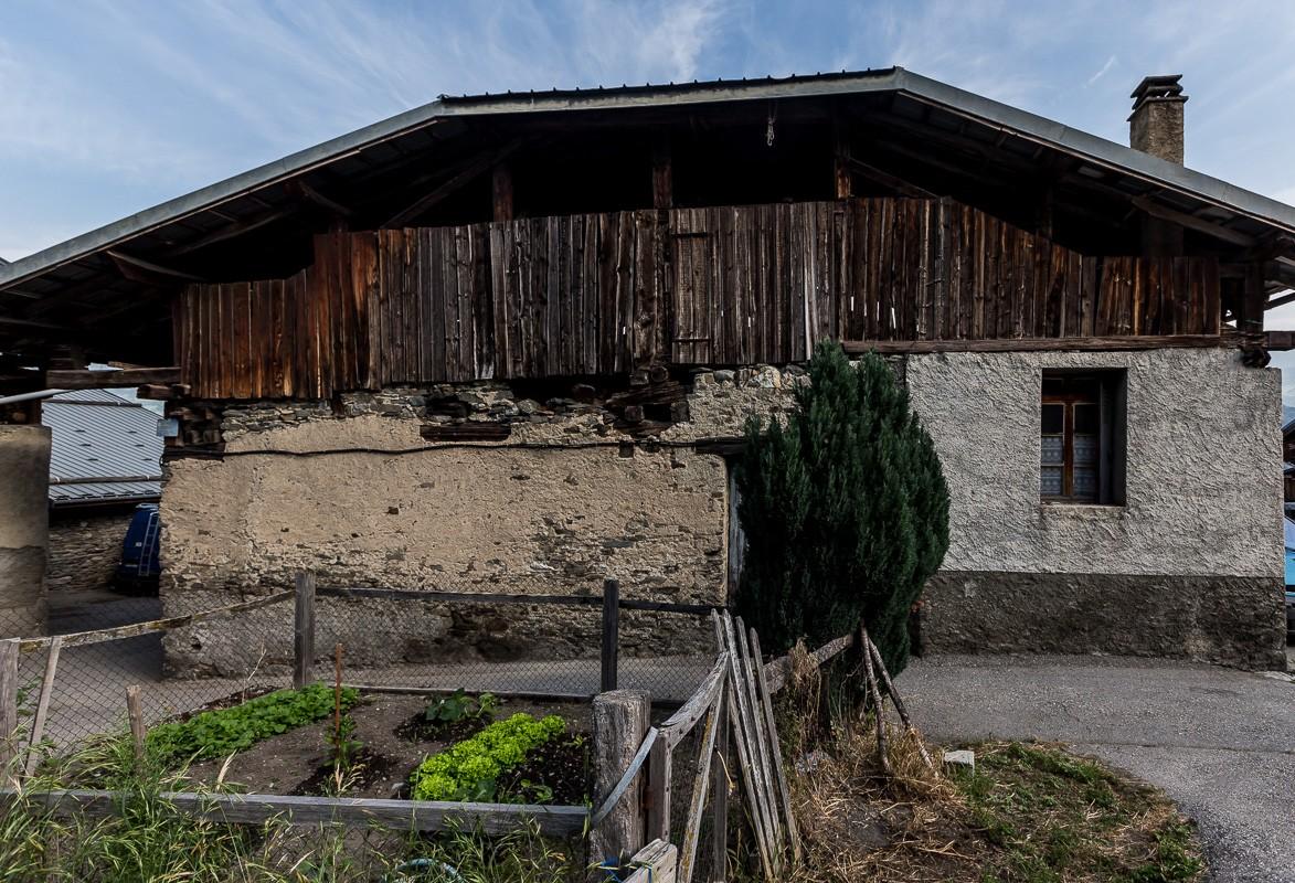 Maison de village vue 2 AVANT