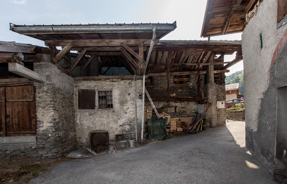 Maison DE VILLAGE  vue 3 AVANT