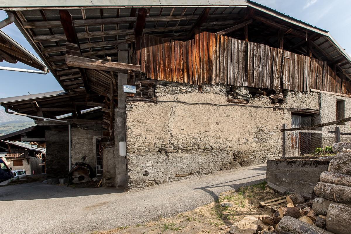 Maison de village vue 4 AVANT