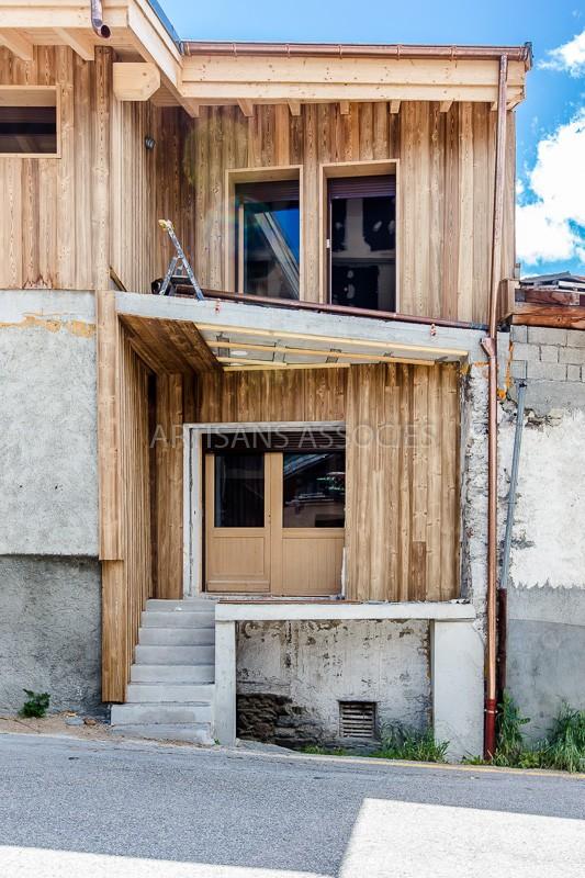 Maison de village vue 5 APRES