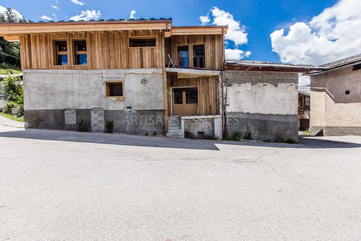 Maison de village vue 1 APRES