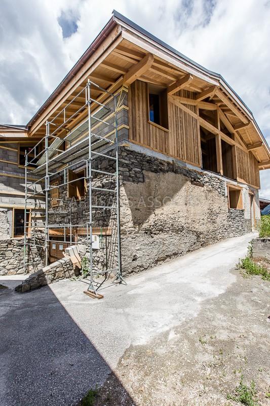 Maison de village vue 4 EN COURS