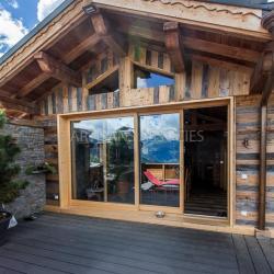 Extension Chalet avec terrasse