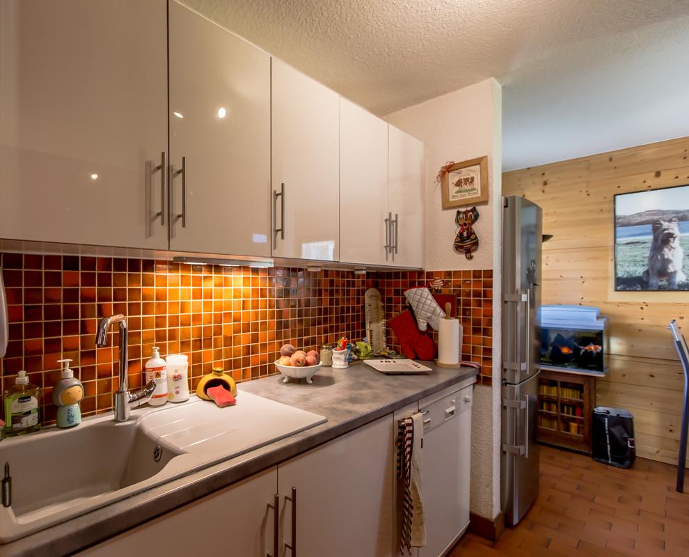 Pose mobilier de cuisine