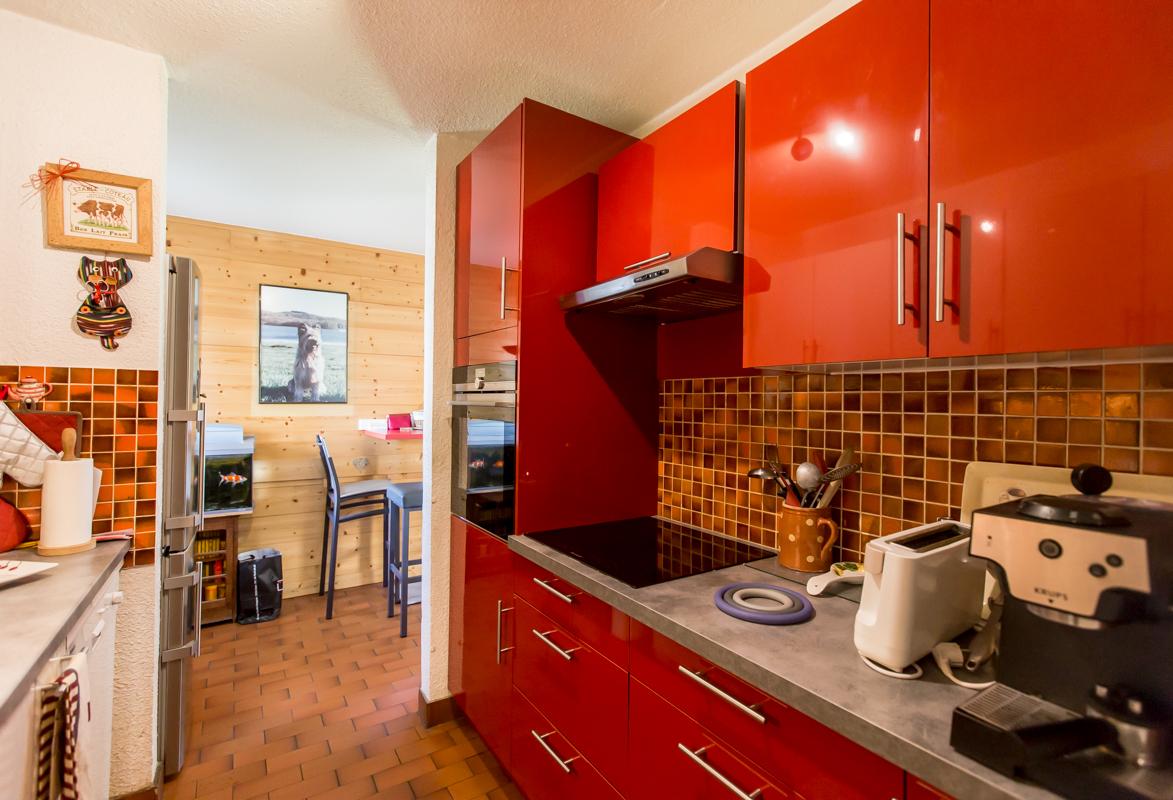 Pose éléments de cuisine et électroménager Montchavin