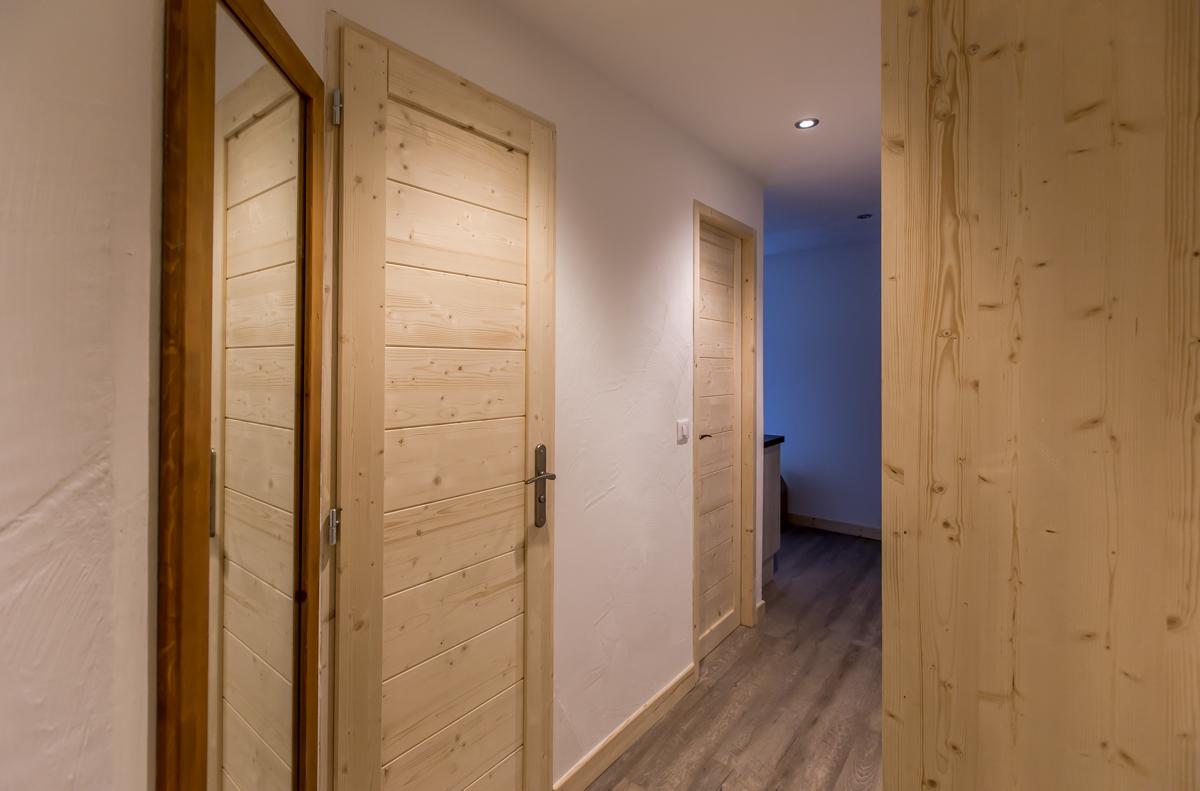 Murs - Plafond - Portes